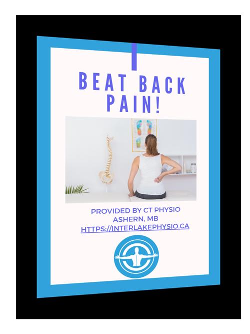 Back Stretch Guide